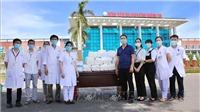 Dịch COVID-19: Dỡ bỏ phong tỏa một khu vực trong Bệnh viện Đa khoa Quảng Trị
