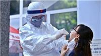 30 quận, huyện của Hà Nội hoàn thành việc lấy mẫu xét nghiệm cho tất cả người về từ Đà Nẵng