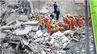 Sập nhà hàng tại Trung Quốc khiến ít nhất 13 người thiệt mạng