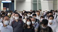 Dịch COVID-19: Số ca mới mắc COVID-19 tại Nhật Bản cao nhất trong một ngày