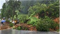 Đêm 27 và sáng sớm 28/9: Bắc Bộ, Tây Nguyên và Nam Bộ mưa to đến rất to, đề phòng lũ quét, sạt lở đất vùng núi