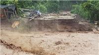 Từ đêm 13/9 đến ngày 23/9, mưa dông tiếp diễn ở nhiều vùng, nguy cơ cao lũ quét và sạt lở đất ở miền núi Bắc Bộ