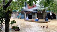 Từ ngày 11-13/10, Trung Bộ tiếp tục có mưa rất to, có nơi mưa rất to