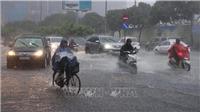 Đêm 4/10, các khu vực trong cả nước đều có mưa và dông, đề phòng thời tiết nguy hiểm