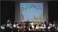 Dàn nhạc giao hưởng 'nhí' đầu tiên của Việt Nam biểu diễn gây quỹ cho miền Trung
