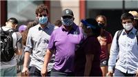 10 bang tại Mỹ ghi nhận số ca nhiễm mới trong ngày cao nhất