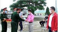 Dịch COVID-19: Trở về từ Liên bang Nga, 125 công dân đã hoàn thành cách ly tập trung
