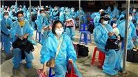 Thêm 26 trường hợp nhập cảnh mắc COVID-19 được cách ly ngay tại Thành phố Hồ Chí Minh và Đà Nẵng