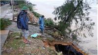 Bão số 13 gây nhiều thiệt hại tại các địa phương