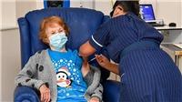 Dịch COVID-19: Gần 140.000 người tại Anh đã được tiêm chủng