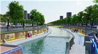 Về đề xuất cải tạo sông Tô Lịch thành 'Công viên Lịch sử-Văn hoá-Tâm linh': Có là giấc mơ trưa