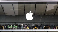 Doanh thu của 'đại gia' Apple, Facebook tăng kỷ lục