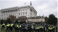 Mỹ: Một cảnh sát thiệt mạng trong vụ bạo loạn tại trụ sở Quốc hội, truy tố 55 đối tượng liên quan