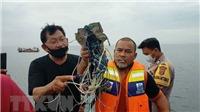 Vụ máy bay rơi tại Indonesia: Hi vọng vớt được 2 hộp đen trong ngày 11/1