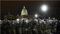 Thủ đô Washington phong tỏa khu vực trung tâm - FBI cảnh báo nguy cơ tại các văn phòng chính phủ ở tất cả 50 bang