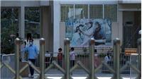 Hình ảnh từ khu cách ly tập trung Tiểu học Xuân Phương