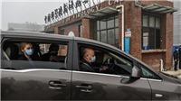 Đoàn chuyên gia WHO tới phòng thí nghiệm virus ở Vũ Hán