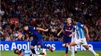 BIG BET: Dự đoán và tỉ lệ trận Malaga - Barcelona (02h45, 11/03)
