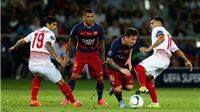 BIG BET: Dự đoán và tỉ lệ trận Sevilla - Barcelona (02h30, 22/04)