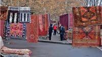 Chợ Vernissage: Độc - Lạ ở Moscow