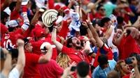 Bên lề World Cup: Cổ động viên Panama tự hào vì đội tuyển