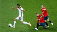 Ấn tượng World Cup: Iniesta - ranh giới người hùng và tội đồ Tây Ban Nha