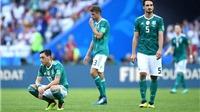Ấn tượng World Cup: Đội tuyển Đức thất bại không thể bào chữa