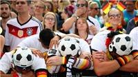 Phản ứng của cổ động viên Đức về thất bại của đội tuyển