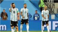 Điểm nóng World Cup: Pháp - Argentina