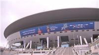 Bên lề World Cup: Sân Saint Petersburg chờ đợi cuộc đại chiến Bỉ - Pháp