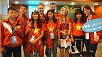 Bên lề World Cup: Bóng đá hi vọng - gắn kết thế giới