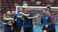 Tây Ban Nha vs Nga: Lối chơi hào hoa sẽ vượt qua được tinh thần chủ nhà?