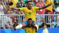 Ấn tượng World Cup: Neymar vẫn là hy vọng lớn nhất của Brazil