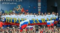 Bên lề World Cup: Đội tuyển Nga và niềm cảm hứng bóng đá xứ sở Bạch Dương