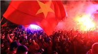Cổ động viên tin Việt Nam sẽ giành chiến thắng