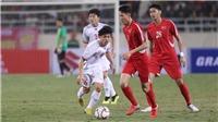 VIDEO clip Việt Nam 1-1 Triều Tiên: Rơi chiến thắng vì bóng 'chết'