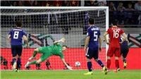 Đặng Văn Lâm: 'Chúng tôi đã chơi hết sức. Chỉ buồn vì không có bàn thắng'