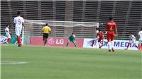 Thua 0-1 trước U22 Indonesia, U22 Việt Nam tan giấc mộng vô địch