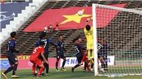 VIDEO U22 Việt Nam 1-0 U22 Campuchia: Xuân Tú ghi bàn, U22 Việt Nam giành HCĐ