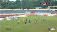 VIDEO Quảng Nam 0-2 Viettel: Đội trưởng Bùi Tiến Dũng sút hỏng 11m