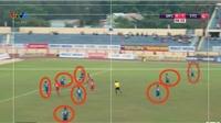 VIDEO Quảng Nam 0-2 Viettel: Hàng phòng ngự Quảng Nam chơi kém cỏi như thế nào?