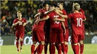 Việt Nam 1-1 (pen 4-5) Curacao: Thầy trò HLV Park  thua đáng tiếc trên loạt đấu súng