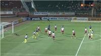 VIDEO Bàn thắng và highlights Sài Gòn 1-4 Hà Nội