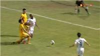 VIDEO Thanh Hóa vs HAGL: Trọng tài liên tiếp từ chối 11m