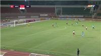 VIDEO: SIÊU PHẨM 'lá vàng rơi' của Nghiêm Xuân Tú vào lưới Sài Gòn FC