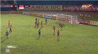 VIDEO Bàn thắng và highlights Becamex Bình Dương 3-0 HAGL