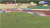 VIDEO: Bàn thắng và highlights SLNA 3-1 Viettel