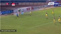 VIDEO: Bàn thắng và highlights Quảng Nam 4-2 Sanna Khánh Hòa