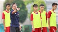 VIDEO: U18 Việt Nam chuẩn bị cho giải vô địch U18 Đông Nam Á 2019
