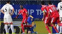 U23 Việt Nam vs U23 Jordan: Đâu là điểm mạnh, điểm yếu của Jordan?